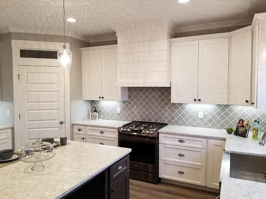 January 2018 Custom Kitchen Designs of the Month | Carter