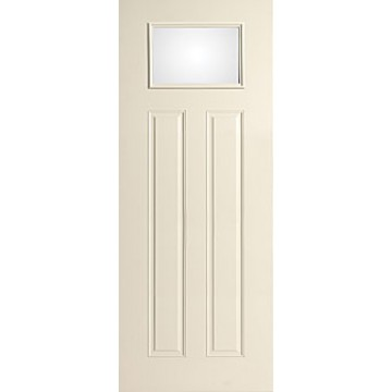 Therma tru s8601 smooth star entry door at carter lumber for Therma tru fiberglass entry doors prices
