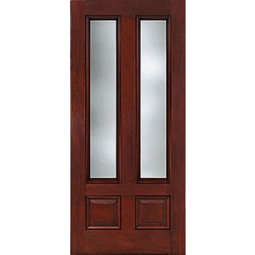 Therma Tru Ccm400 Mahogany Collection Entry Door At Carter