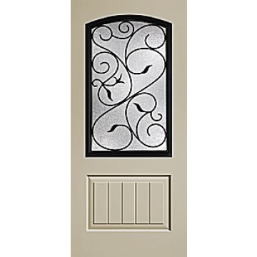 Therma Tru Ccv20537 Canvas Collection Entry Door At Carter