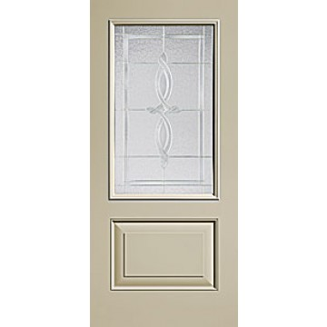 Therma Tru Ccv22023 Canvas Collection Entry Door At Carter