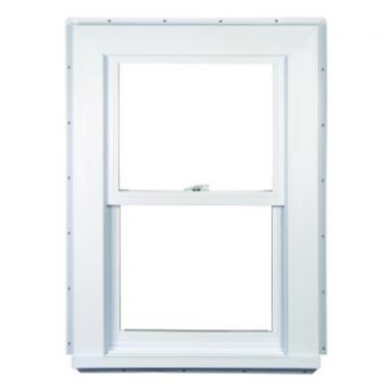 Silver Line 3000 Series New Construction Flat Casing Double Hung Window