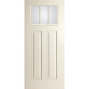 Therma Tru S606 Smooth Star Entry Door At Carter Lumber