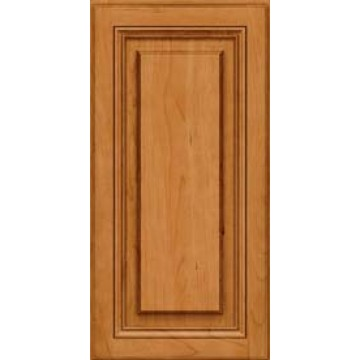 Kraftmaid Square Raised Solid Cherry Natural Cabinets