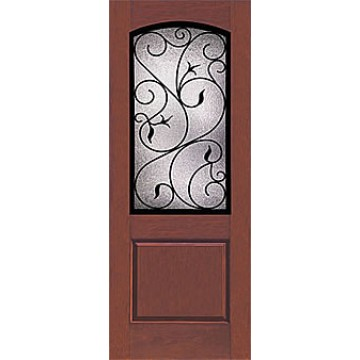 Therma Tru Ccr820037 Rustic Collection Entry Door At