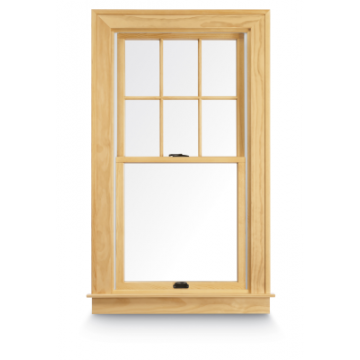 andersen 400 series tilt wash double hung window carter