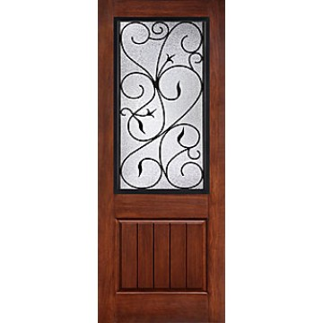 Therma Tru Ccr820527 Rustic Collection Entry Door At