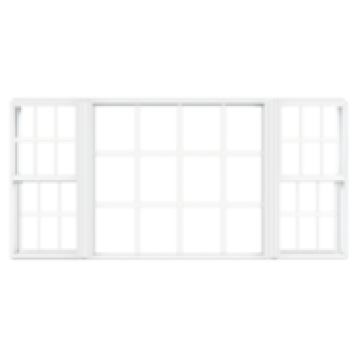 Jeld Wen Premium Vinyl Bay Windows Carter Lumber