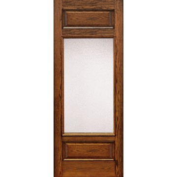 Therma tru cc830xn oak entry door at carter lumber for Therma tru fiberglass entry doors prices