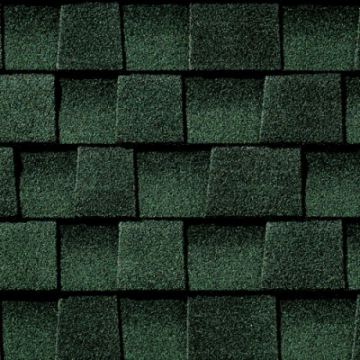 GAF Timberline HD Shingles - Hunter Green