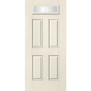 Therma tru s236 smooth star entry door at carter lumber for Therma tru fiberglass entry doors prices