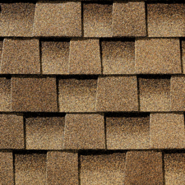 GAF Timberline Ultra HD Shingles - Shakewood