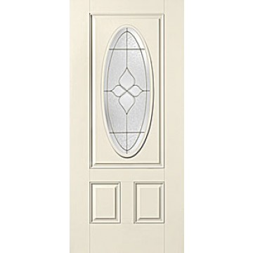 Therma tru s6084 smooth star entry door at carter lumber for Therma tru fiberglass entry doors prices