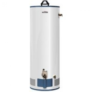 rheem/richmond 40gal 6yr nat gas water heater | carter lumber