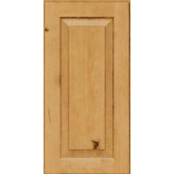 Kraftmaid Square Raised Panel   Solid Rustic Birch   Natural Cabinets