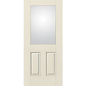 Therma tru s2100 smooth star entry door at carter lumber for Therma tru fiberglass entry doors prices