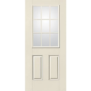 Therma Tru S262 Smooth Star Entry Door At Carter Lumber