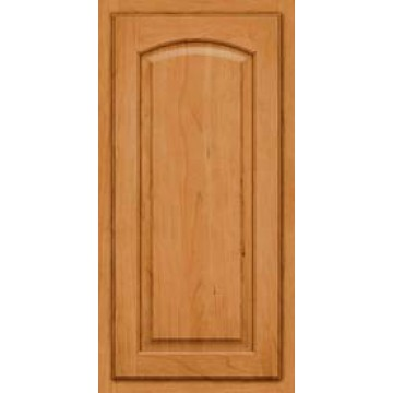 Kraftmaid Arched Raised Veneer Cherry Natural Cabinets Ab8c Carter Lumber