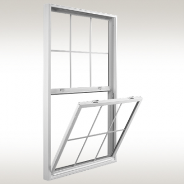 Ply gem contractor series 1000 single hung windows for Ply gem windows price list