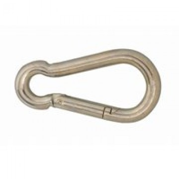 Campbell Chain 5 16steel Zp Spring Snap Link Quot Carter Lumber