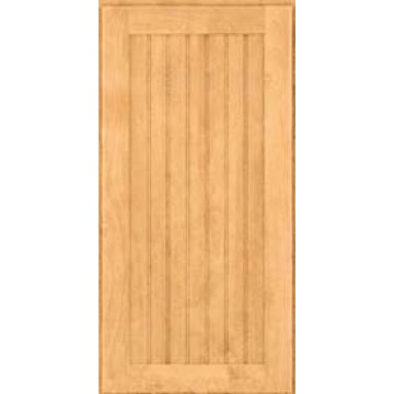 Kraftmaid Square Beaded Solid Birch Natural Cabinets