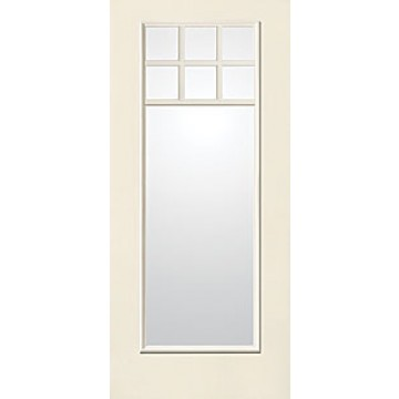Therma Tru S3000f 6c Smooth Star Entry Door At Carter