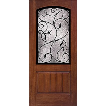 Therma Tru Ccr20537 Rustic Collection Entry Door At Carter