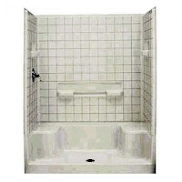 Sterling Plumbing 60in Seated Shower Base Carter Lumber