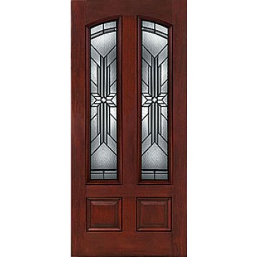 Therma Tru Ccm505 Mahogany Collection Entry Door At Carter