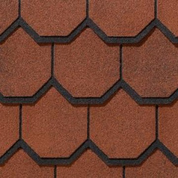 Certainteed Carriage House Luxury Shingles Georgian Brick