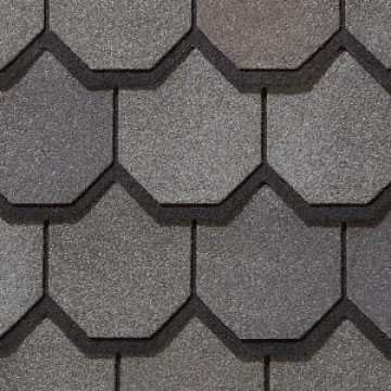 Certainteed Carriage House Luxury Shingles Stonegate Gray