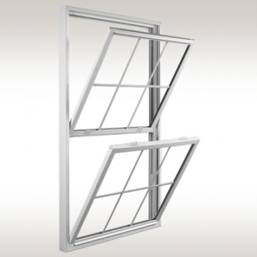 Ply gem contractor series 2000 double hung windows for Ply gem windows price list