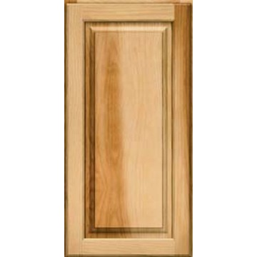 Kraftmaid Square Raised - Solid Hickory - Natural Cabinets ...