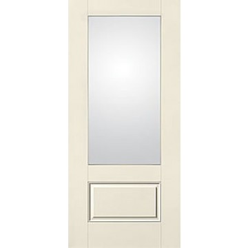 Therma tru s2200 smooth star patio door at carter lumber for Therma tru fiberglass entry doors prices
