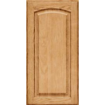 Kraftmaid Arched Raised Solid Oak Natural Cabinets Pwo