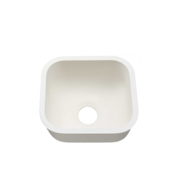 Lg Hausys Solid Surface Integrated Single Sink 1517