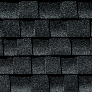 GAF Timberline Ultra HD Shingles - Charcoal