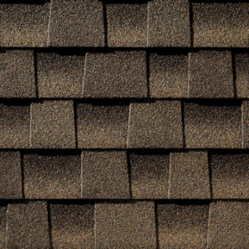 GAF Timberline Ultra HD Shingles - Barkwood