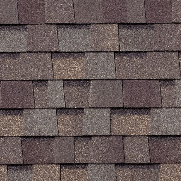 TAMKO Heritage Laminated Shingles Natural Timber