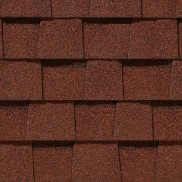 Certainteed Landmark Designer Shingles Cottage Red