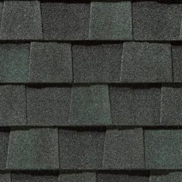 Certainteed Landmark Designer Shingles Hunter Green