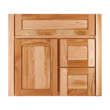 Bertch Plymouth Hickory Vanity Toffee Carter Lumber