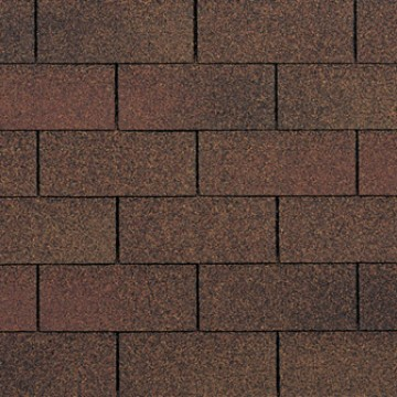 Owens Corning Supreme Three Tab Shingles Autumn Brown