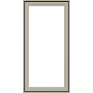 Jeld Wen Premium Vinyl Casement Windows Desert Sand