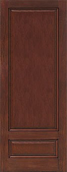 Therma Tru Ccm890 Mahogany Collection Entry Door At Carter