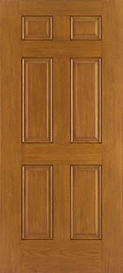 Therma tru fc60 oak entry door at carter lumber carter for Therma tru entry door prices