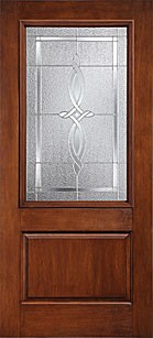 Therma Tru Ccr20023 Rustic Collection Entry Door At Carter