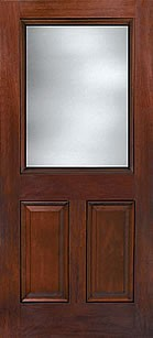 Therma Tru Ccm600 Mahogany Collection Entry Door At Carter