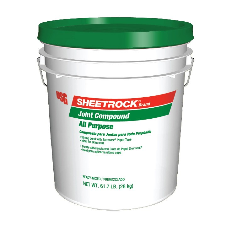 Usg Ready Mix Joint Compound 5 Gal Carter Lumber Drywall