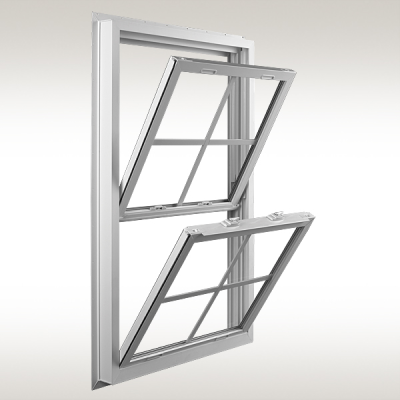 Ply Gem Builders Series 1000 Double Hung Windows Carter
